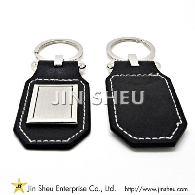 Leather Key Chain - Leather Key Chain