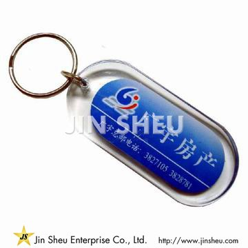 Plastic Keyring Supplier