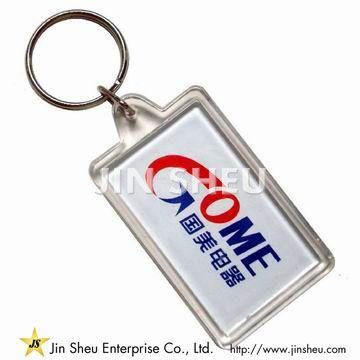 Promotion Blank Acrylic Keychain - Promotion Blank Acrylic Keychain