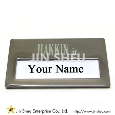 Magnetic Name Tags - High Quality Magnetic Name Tags