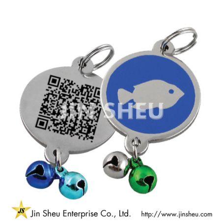 QR Code Pet Tags - QR Code Pet Tags