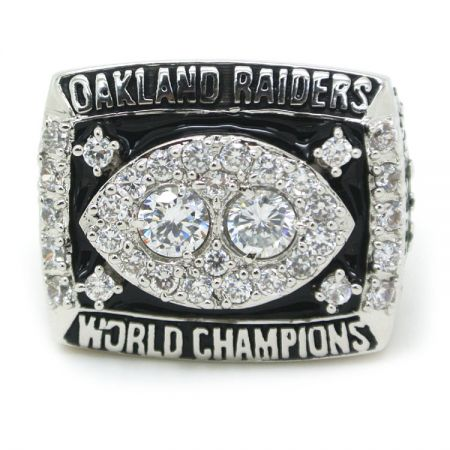 Oakland Raiders Championship Rings - Oakland Raiders Championship Rings