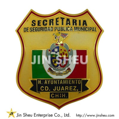 Security Badges - Custom Made Security Badges