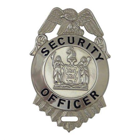 Security Officer Badges - Custom Security Badges