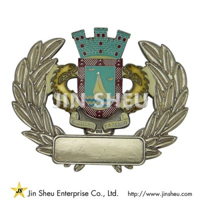 Military Police Badges - Custom Militray Police Badges