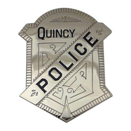 Quincy Police Badges - Custom Quincy Police Badges