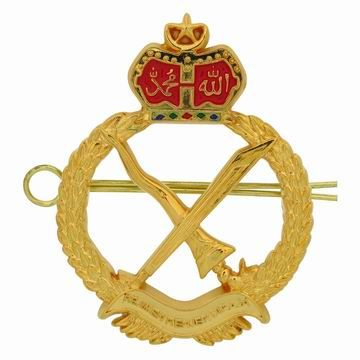 Cap Badges - Custom Military Cap Badges