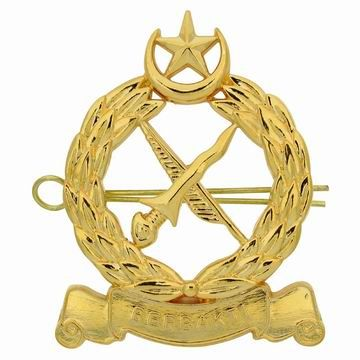 Custom Army Cap Badge - Custom Army Cap Badges