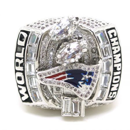 Crest Class Ring - Crest Class Ring