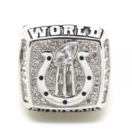 Custom Logo Engravable Rings - Custom Logo Engravable Rings