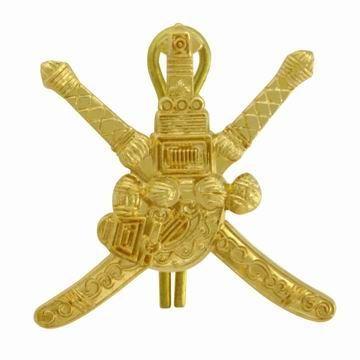 Metal Cap Badges - Custom Metal Cap Badges