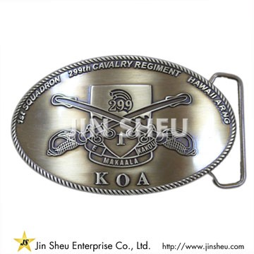 Custom Die Cast Belt Buckles