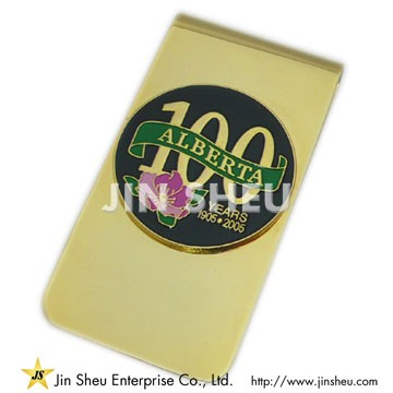 Souvenir Money Clip - Souvenir Money Clip