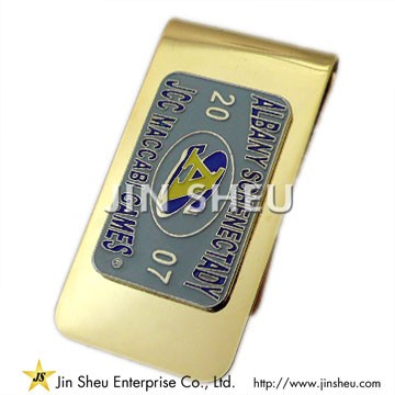 Souvenir Slim Clip with Custom Logos - Souvenir Slim Clip with Custom Logos