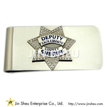 Police Money Clips - Police Money Clips