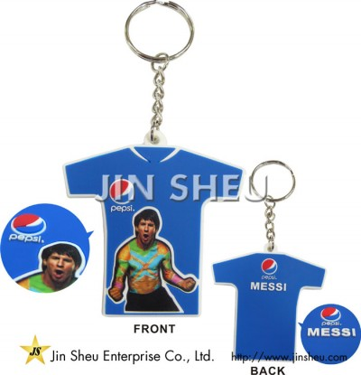 PVC Keychains With Offset Printing - PVC Keychains With Offset Printing