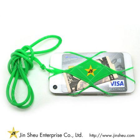 Silicone Mobile Phone Back Straps - Silicone Mobile Phone Back Straps