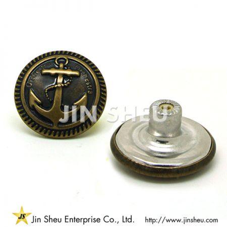 海兵隊ボタン - 海兵隊ボタン