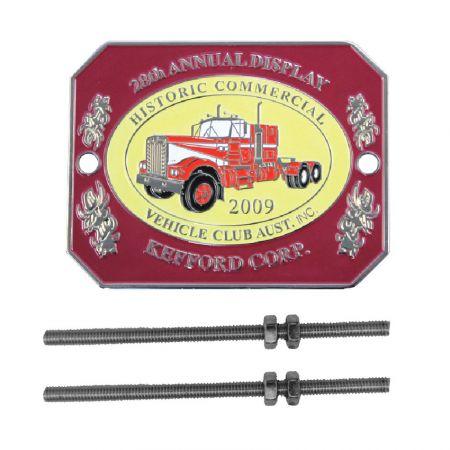 Jaguar Club Car Emblem