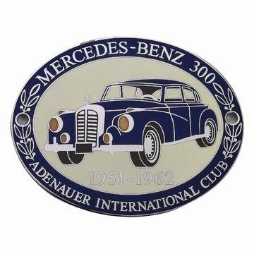 Mercedes Grill Badges - Mercedes Grill Badges