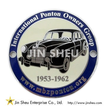 Custom Emblems for Cars