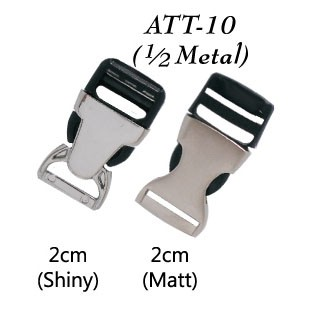Lanyard Attachments-1/2 Metal - Lanyard Attachments-1/2 Metal