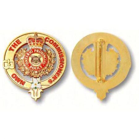 Sheriff Metal Badges - Custom Sheriff Metal Badges