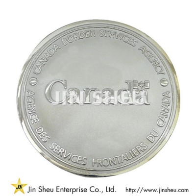 Sterling Silver Commemorative Collector Lapel Pin - Custom jewelry 925 sterling silver souvenirs
