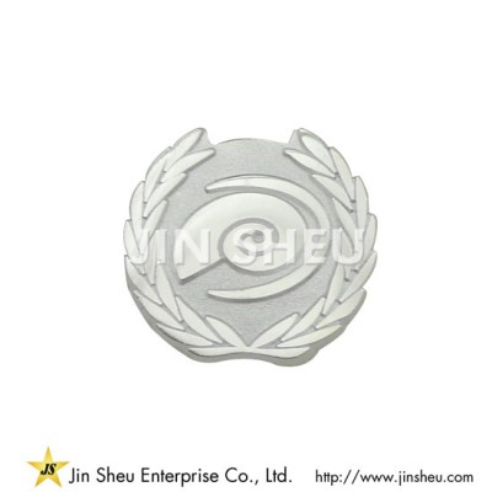 Custom Pins Made of Sterling Silver - Custom Design Pin