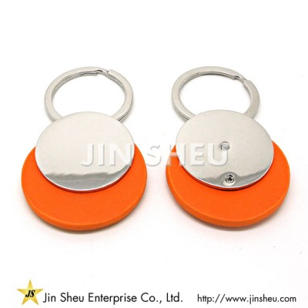 Custom Leather Keychain - Custom Leather Keychain