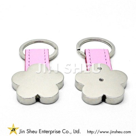 Custom Leather Key Chain - Custom Leather Key Chain