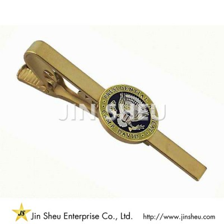 Custom Metal Tie Clip - Custom Metal Tie Clip