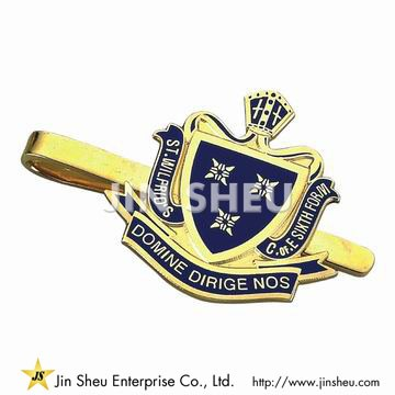 China Tie Bar Manufacturer - Custom Logo Tie Bar