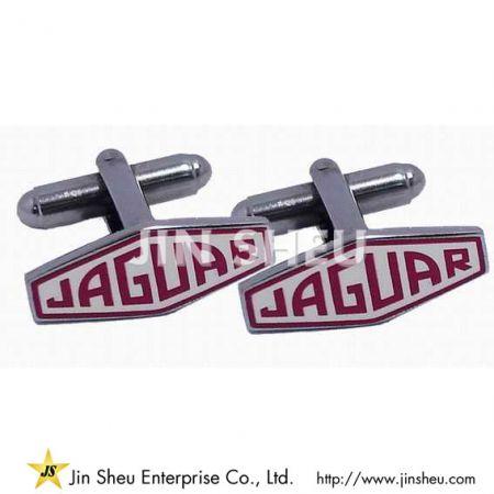 Jaguar Cufflinks - Customized Jaguar Cuff Links Supplier