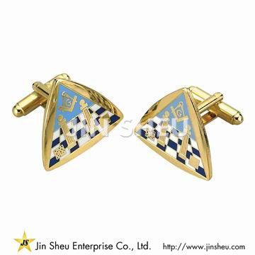 Masonic Cuff Links - Masonic Cuff Links
