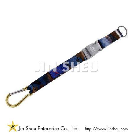 Carabiner Hook Lanyards - Carabiner Hook Lanyards