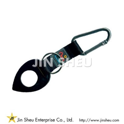 Aluminum Carabiner KeyChains - Aluminum Carabiner KeyChains