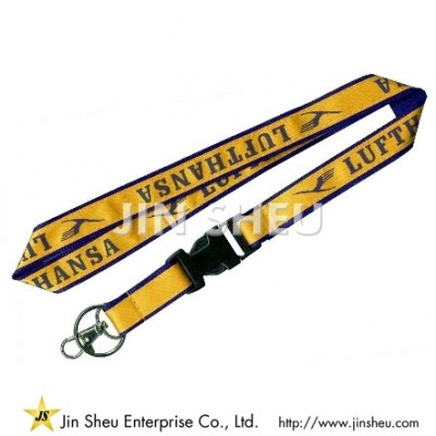 Satin Top Layer Lanyard - Satin Top Layer Lanyard