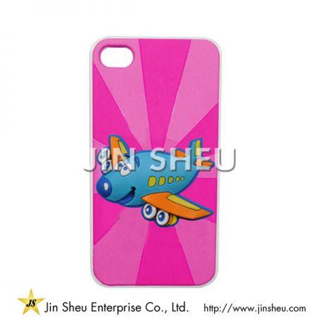 Custom Made PVC iPhone Case - Custom Made PVC iPhone Case