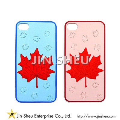 Customized Soft PVC iPhone 4S Case