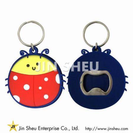 Cute Ladybird Key Ring - Cute Ladybird Key Ring