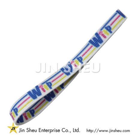 Jacquard Elastic Strap - Jacquard Elastic Strap