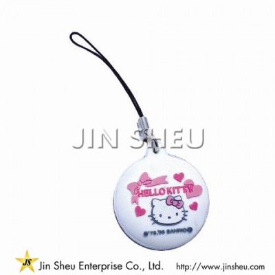 Hello Kitty Soft PVC Screen Wiper - Hello Kitty Soft PVC Screen Wiper