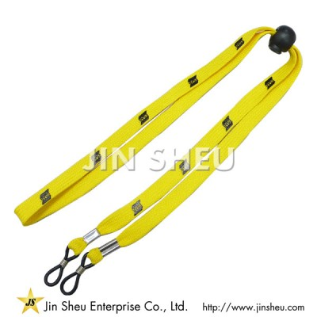 Polyester Adjustable Sport Glasses Strap - Polyester Adjustable Sport Glasses Strap