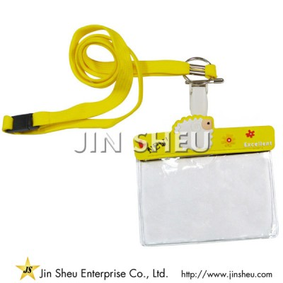 Promotional Lanyards Badge Holders