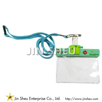 Personalized Lanyards Badge Holders