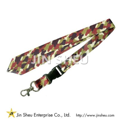 Heat Transfer Printing Lanyards - Heat Transfer Printing Lanyards