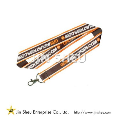 Dye Sublimation Lanyards - Dye Sublimation Lanyards
