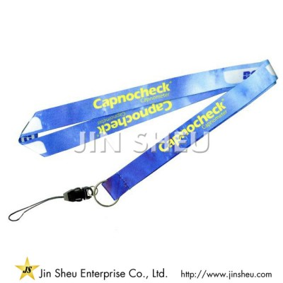 Full Color Dye Sublimation Lanyards - Full Color Dye Sublimation Lanyards