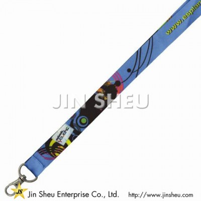 Sublimation Printed Lanyards - Sublimation Printed Lanyards